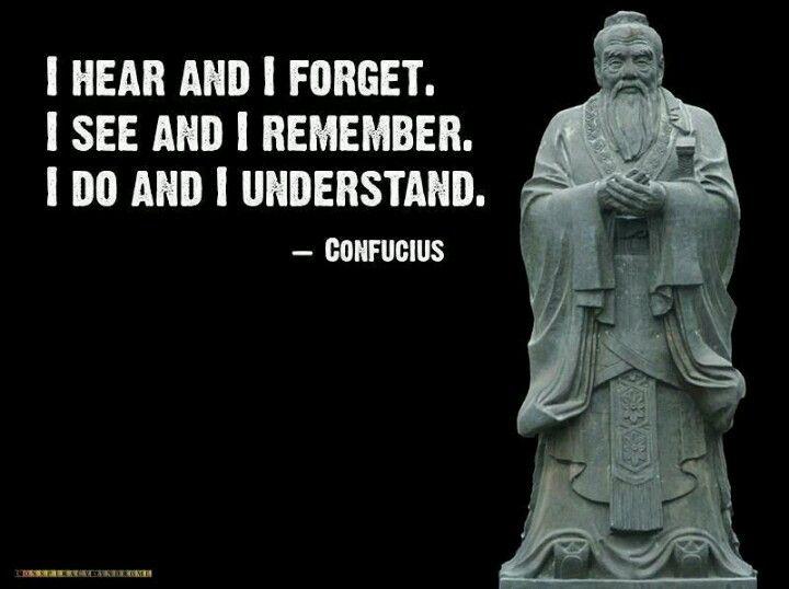 Confucius Learning Quotes. QuotesGram