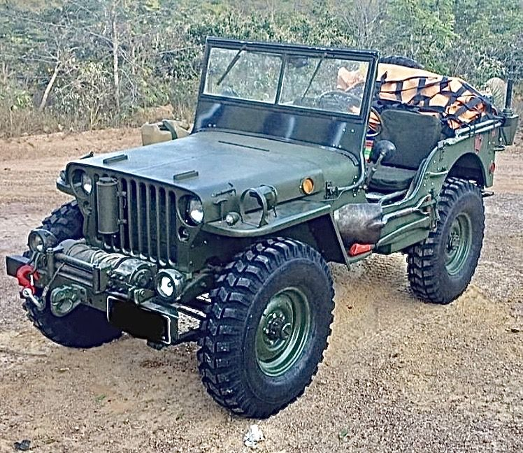 Pin By Peter Brotherton On Jeeps Military Jeep Willys Jeep Jeep Truck