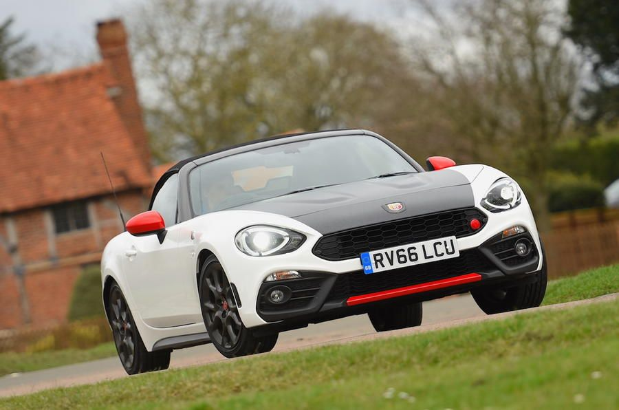 Abarth 124 Spider Cars Pinterest Cars Cheap Sports Cars And Fiat
