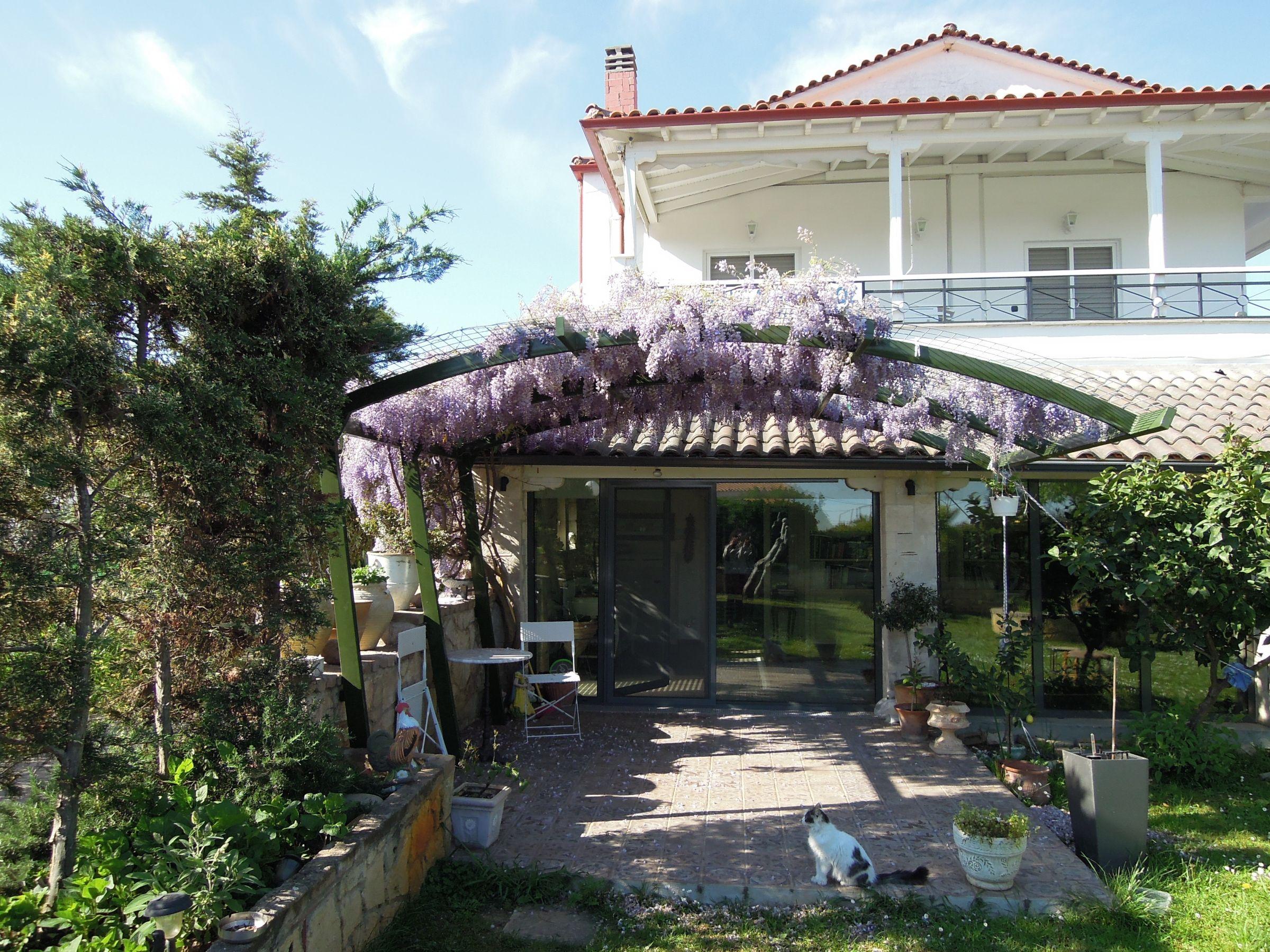 Pergola toscana dparchitects Pergola, Outdoor, Outdoor