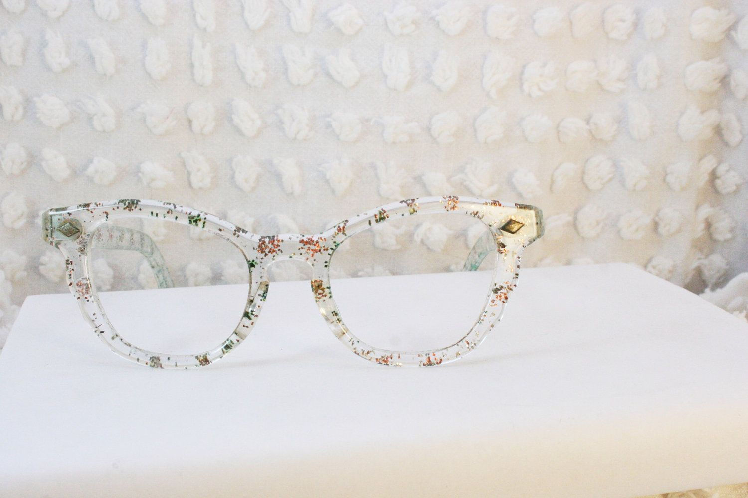 7c086a4d3 sparkle eyeglasses. I'd like to have these for sunglasses or reading glasses