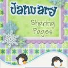 $3.60 *With writing pages for either K-1 or 2-3*These January