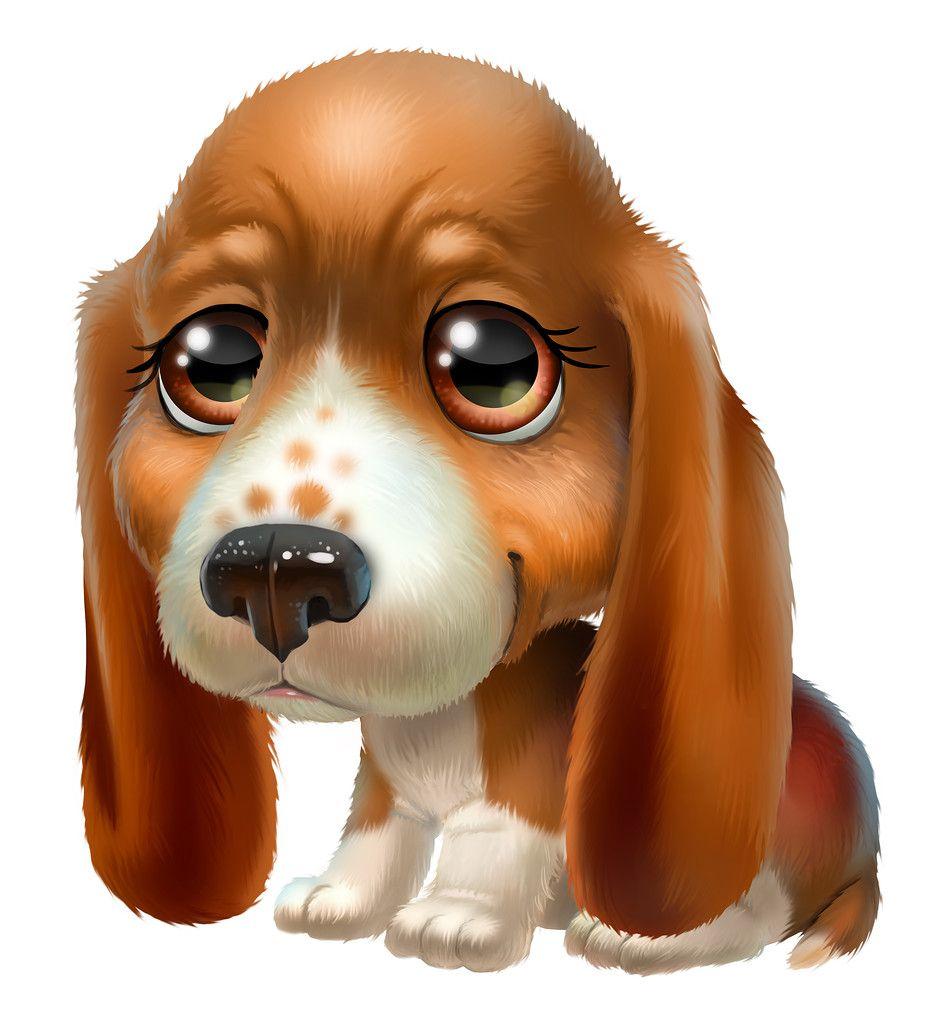 Картинки с собаками смешные мультяшные