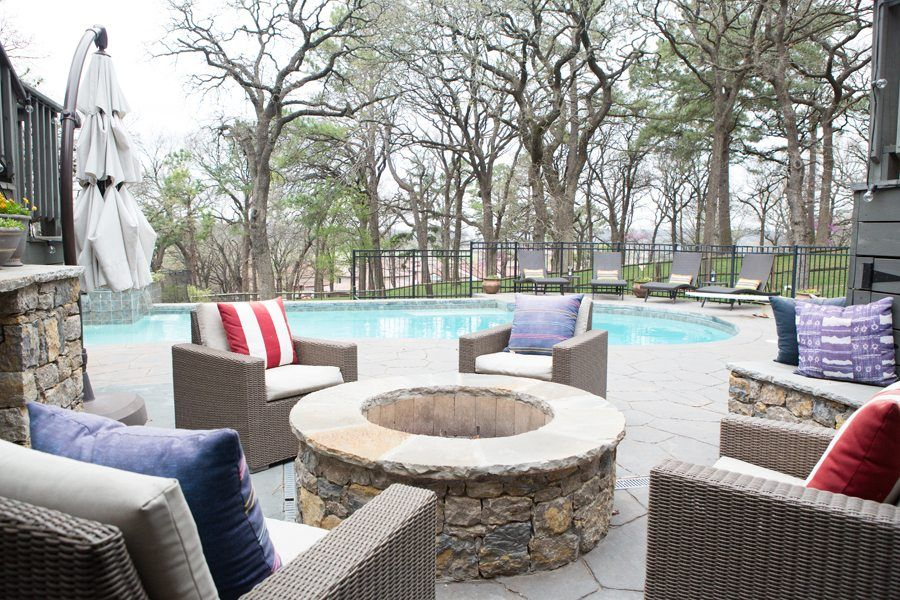CC and Mike Home Tours - outdoor inspiration, outdoor fire ... on Cc Outdoor Living id=59790