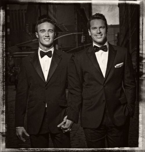 Thomas Roberts Wedding: Gay, Lgbt Love, Gay Couple