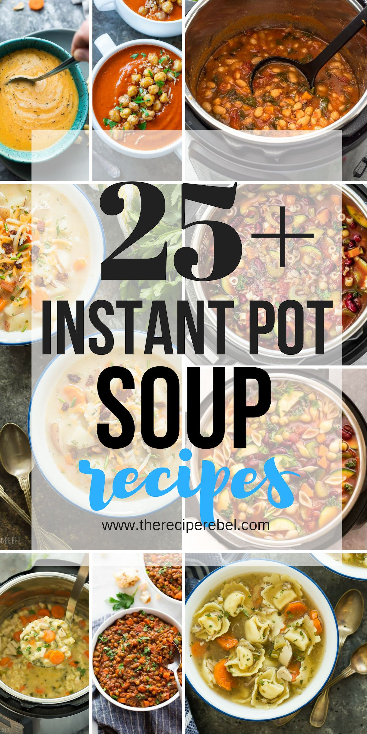 Loads Of Instant Pot Soup Recipes To Keep You Warm This Fall And Winter Chicken Soup Pot Instant Pot Soup Recipes Instant Pot Dinner Recipes Instant Pot Soup
