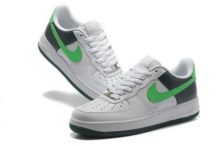 2012 Nike Air Force 1 Low White Darkblue Sneakers      #White  #Womens #Sneakers