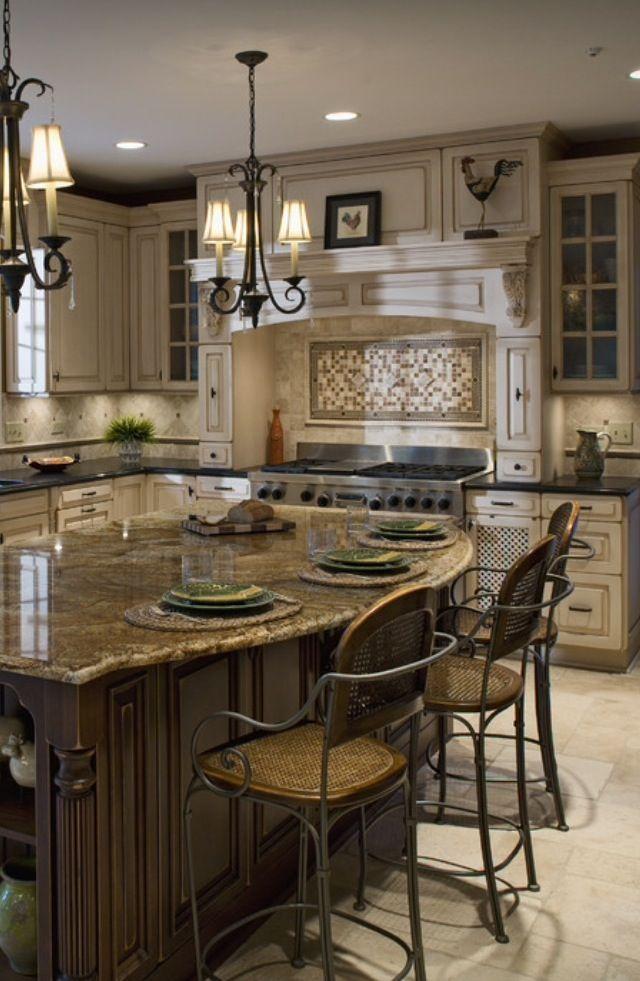 Kitchen cocinas cocinas de lujo cocinas modernas y for Cocinas integrales modernas de lujo