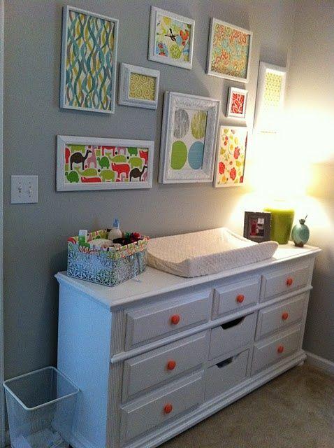 decorative knobs Nursery How to Design a Nursery on a Budget Chambre