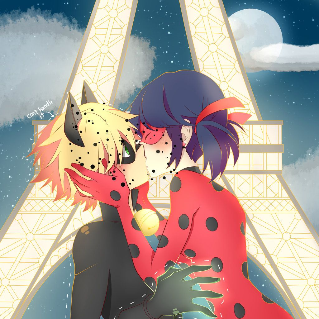 how to draw miraculous ladybug and cat noir