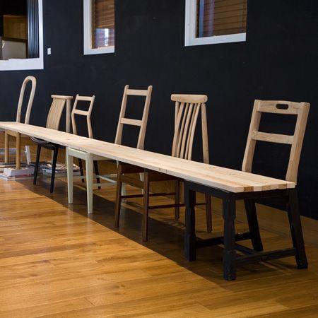 Bench2 by Jo Nagasaka + Schemata   Architecture Office
