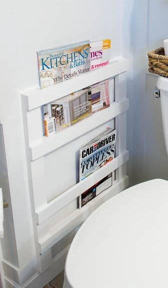 Most Popular Great Diy Bathroom Ideas On Pinterest 2014 3. Magazine  RacksMagazine ...
