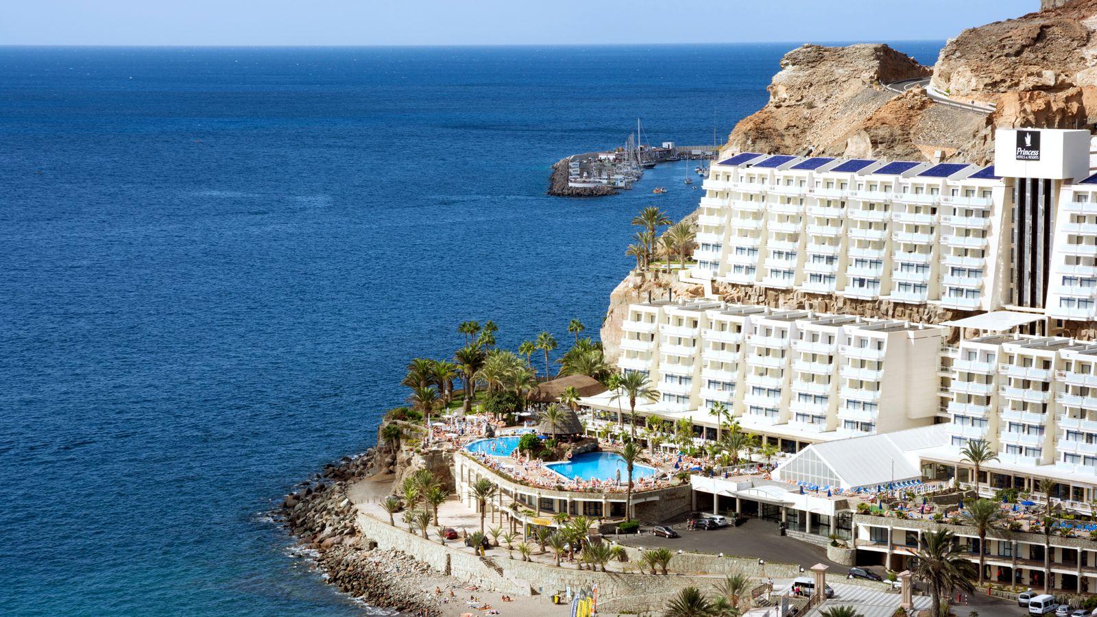 Bezahlbarer luxus suite mit meerblick f r 7 tage im 4 sterne hotel auf gran canaria flug ab 477 for Hotels auf juist 4 sterne