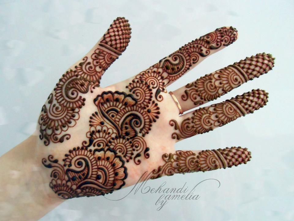 Mehndi Designs Hands S Free Download : Eid mehndi designs henna