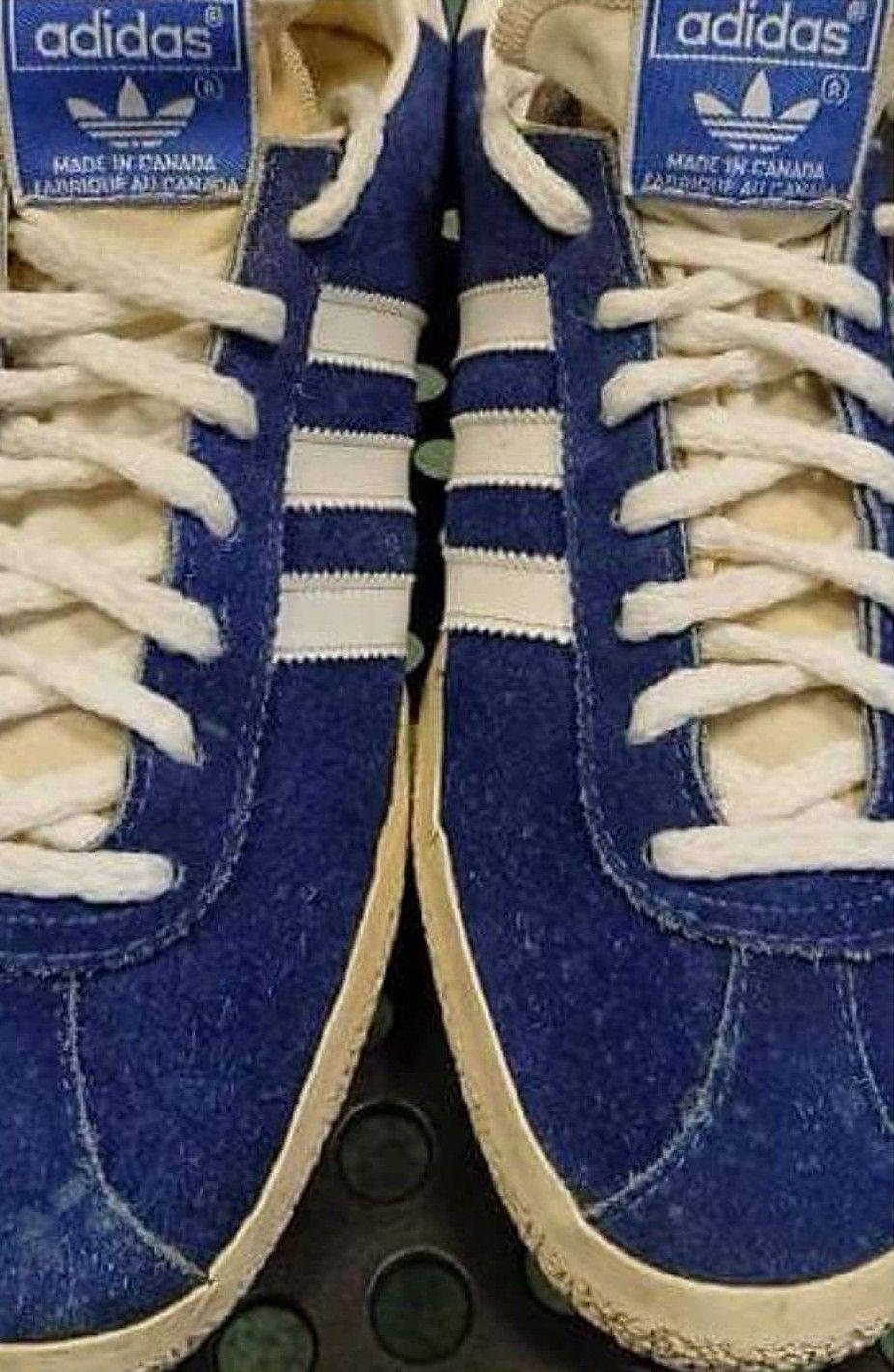 Vintage Canadian / / / og gacelas desde 1972.¡!!Adidas Pinterest