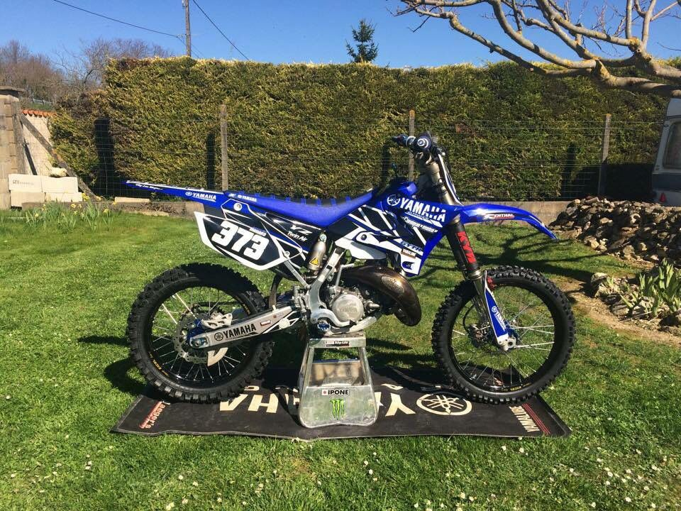 125 Yz Bmx Mountain Bike Motorcycle Dirt Bike Dirtbikes