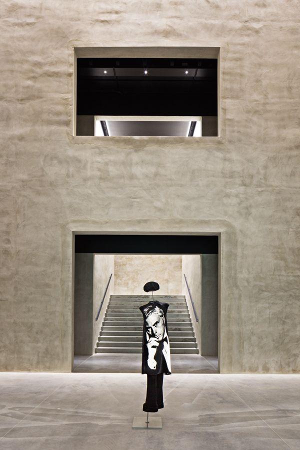 new style ef2ab 5af28 ARMANI/SILOS il nuovo museo di Giorgio Armani a Milano | to ...