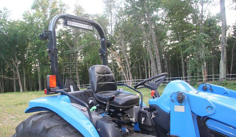 Tractor Led Light Bar Mounting Image Led Light Bars Tractors Bar Lighting