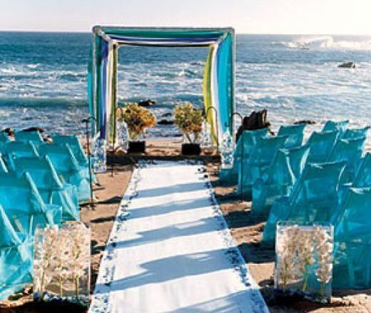 PERFECT BEACH WEDDING IDEAS: JUST PERFECT FOR YOUR BUDGET ...