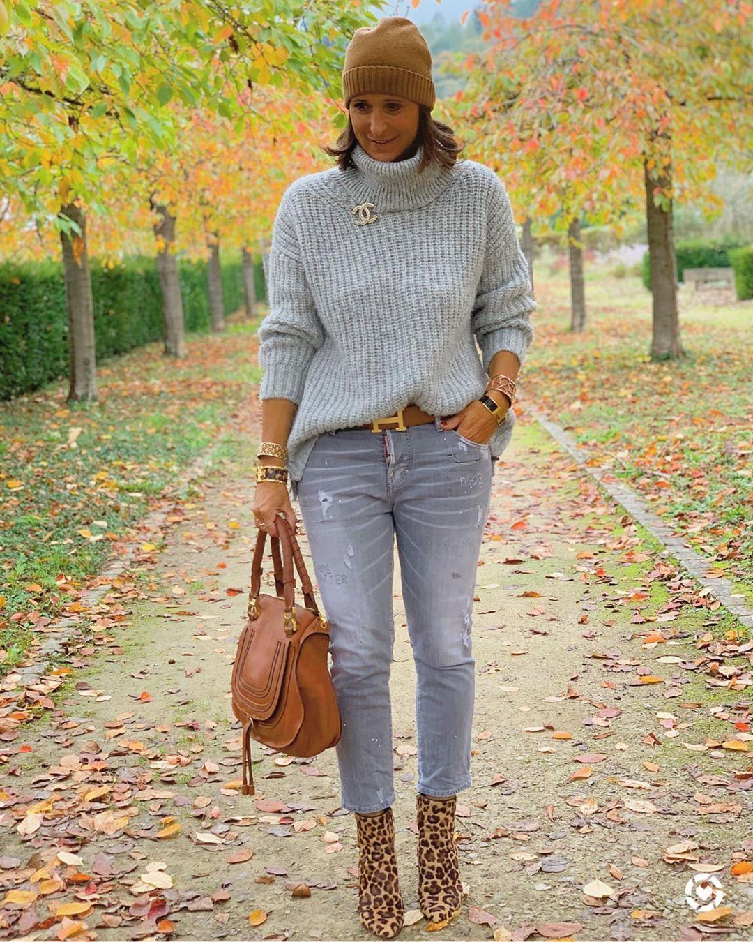 50 frauen ab mode für Coole Outfits