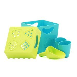 Zoe b Organic Biodegradable Beach Toys 18 mo plus by Zo? b Organic. Made in USA!