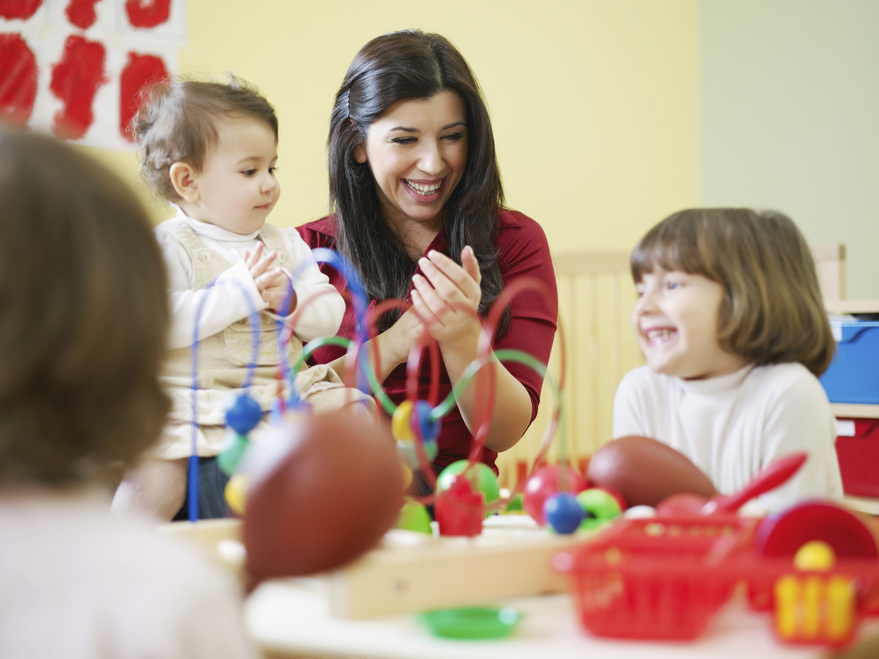 Degree Requirements For Child Care Workers May Improve Industry But Raise Concerns For L Activities For Autistic Children Autistic Children Starting A Daycare