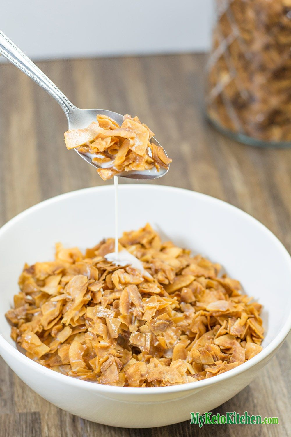Keto Frosted Flakes Cereal For Breakfast Recipe Breakfast