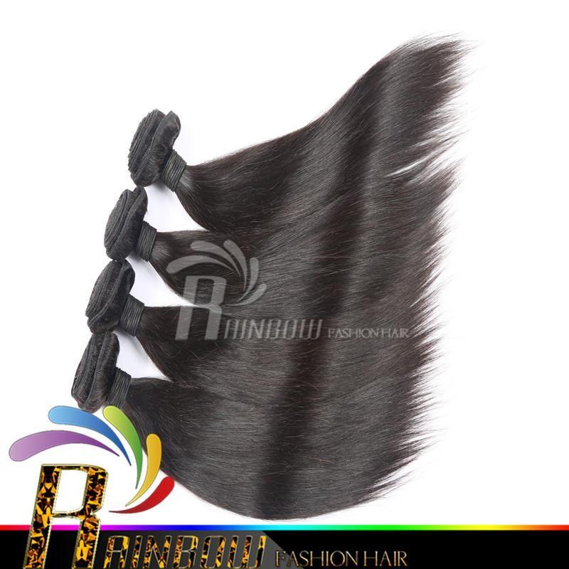 Wholesale Price Cheap Human Hair Weave Brazilian Bundles 4pcs Lot
