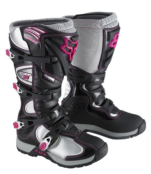 Fox Racing Boots For Women At Great Prices Be Safe And Save Money Racing Boots Dirt Bike Boots Womens Riding Gear