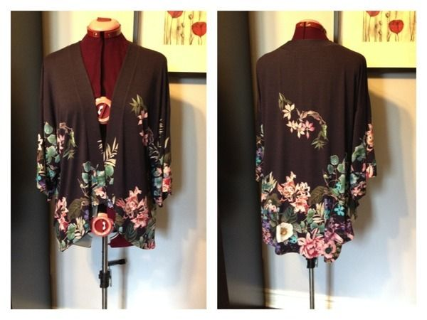 Simplicity Misses\' Kimono Jackets 1318 pattern review by valyyz ...