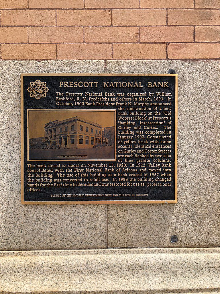 national bank of arizona prescott