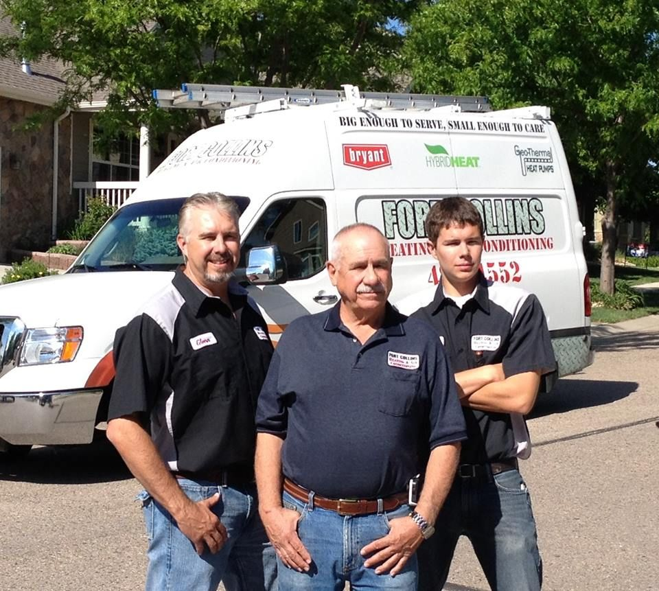 Serving Fort Collins and the surrounding area for over 80