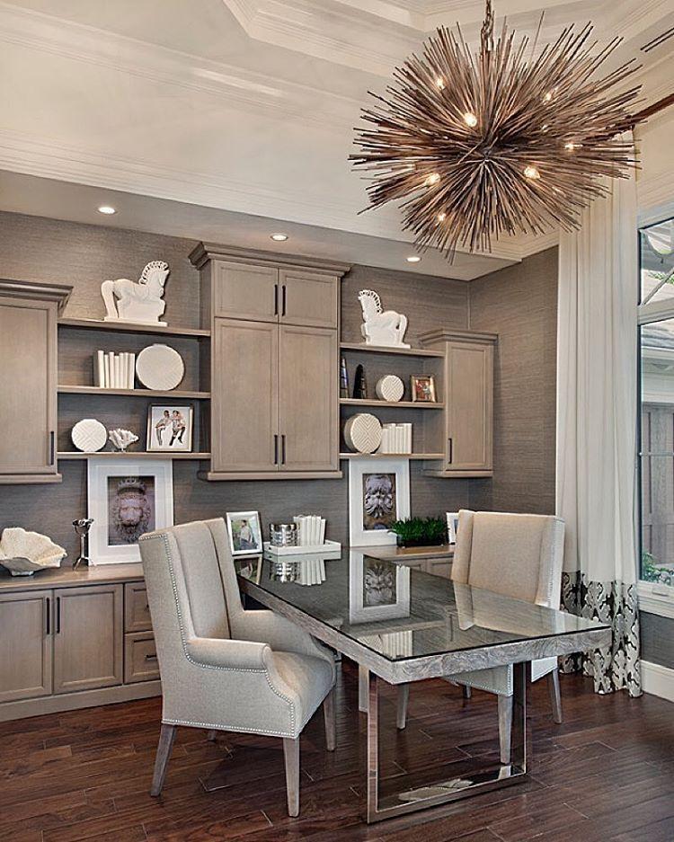 Beautiful Homeoffice Designs: Interior Design On Instagram: Beautiful And Practical