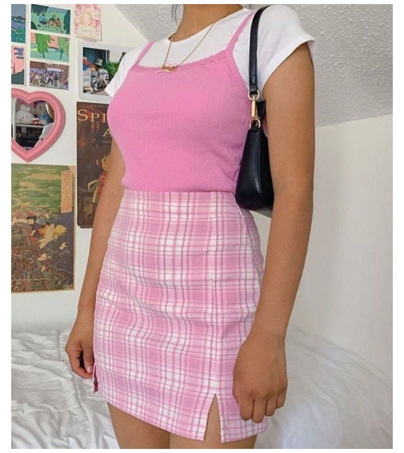 mean girls outfits ideas pink
