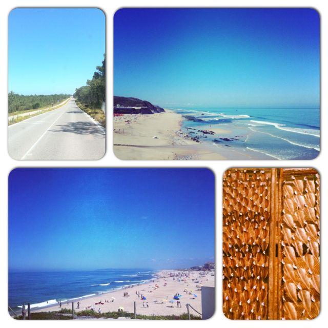 Litoral Oeste. Portugal