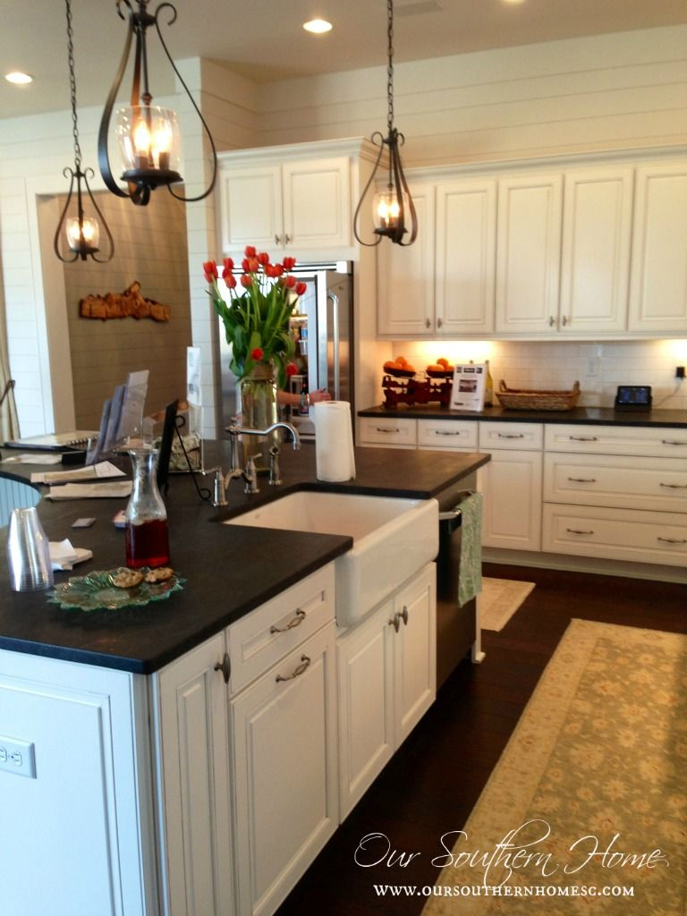 Southern Living Model Home Tour Model Homes Home Kitchens
