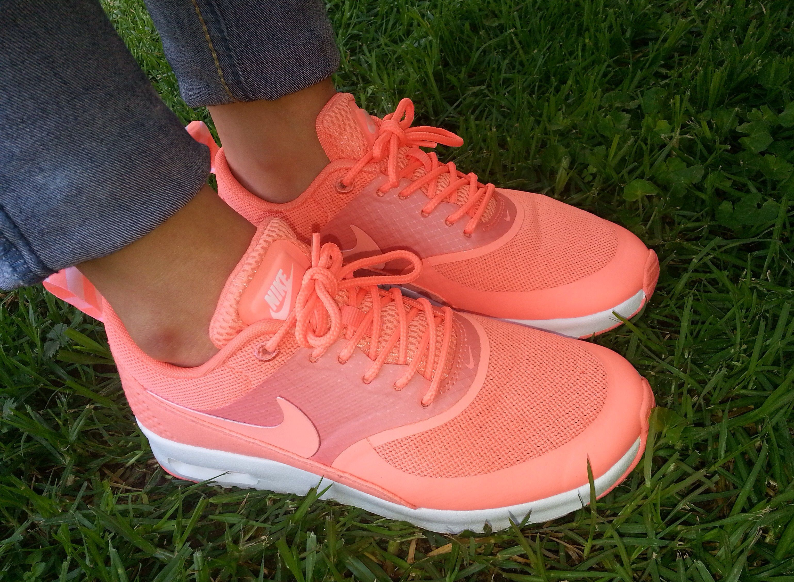 Love my nike Thea's so comfy and color so cool