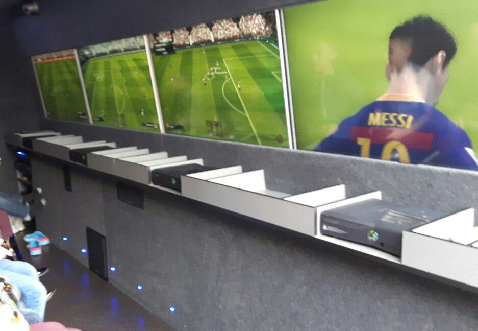 FIFA tournaments available! Book the truck today! www.techtruck.co.uk
