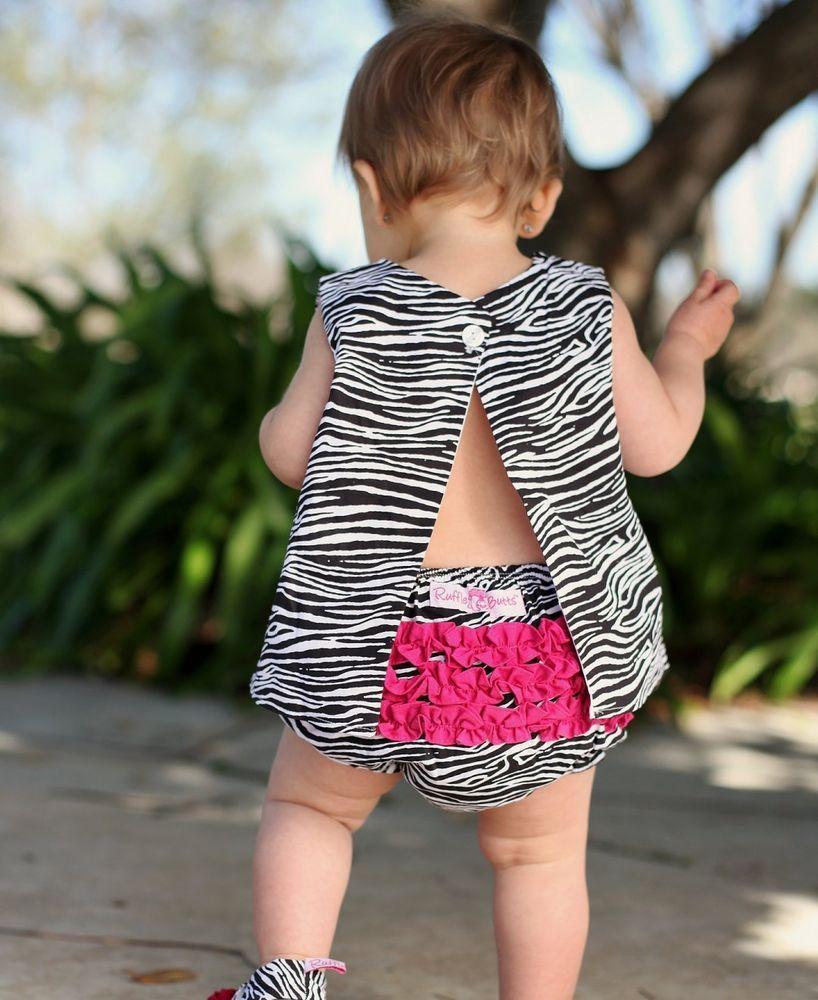 Ruffle butts white ruffled cardigan for baby girls
