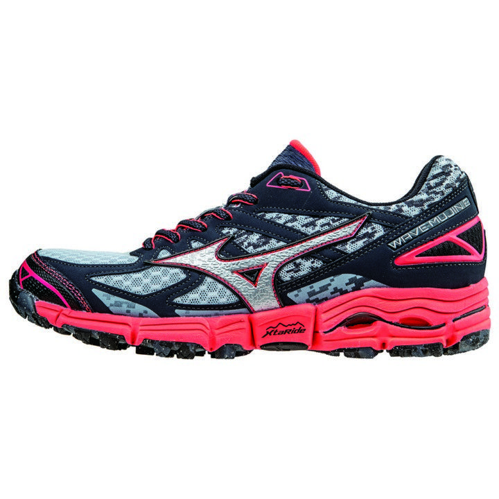 zapatillas mizuno trail wave kazan