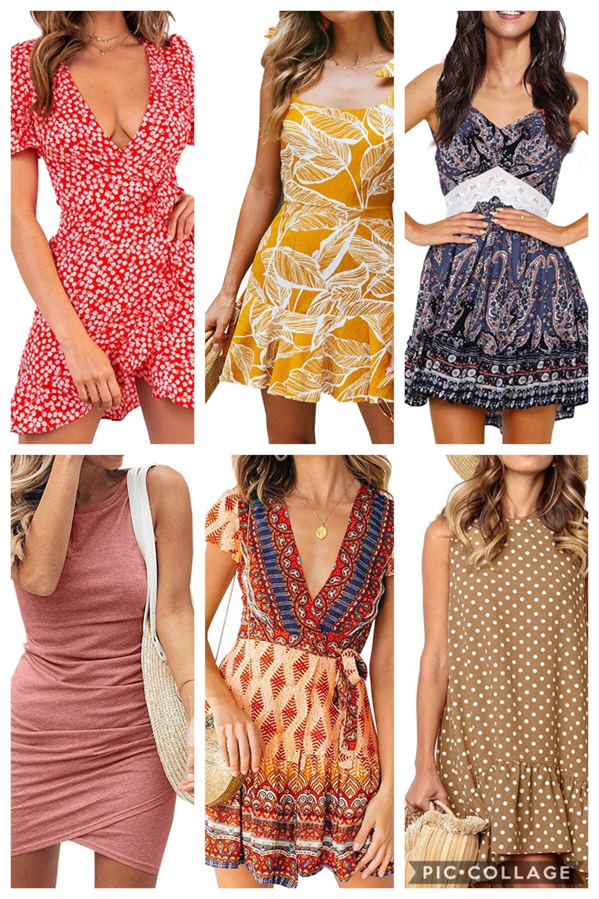 Amazon Summer Dresses For 30 Or Less Amazon Dresses Summer Dresses Dresses For Less