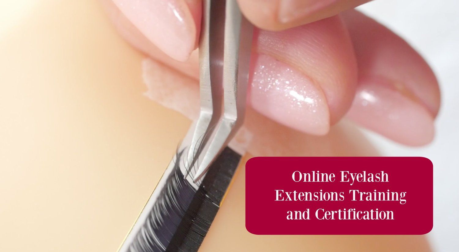 Online Eyelash Extensions Training And Certification Lash Blvd Is A