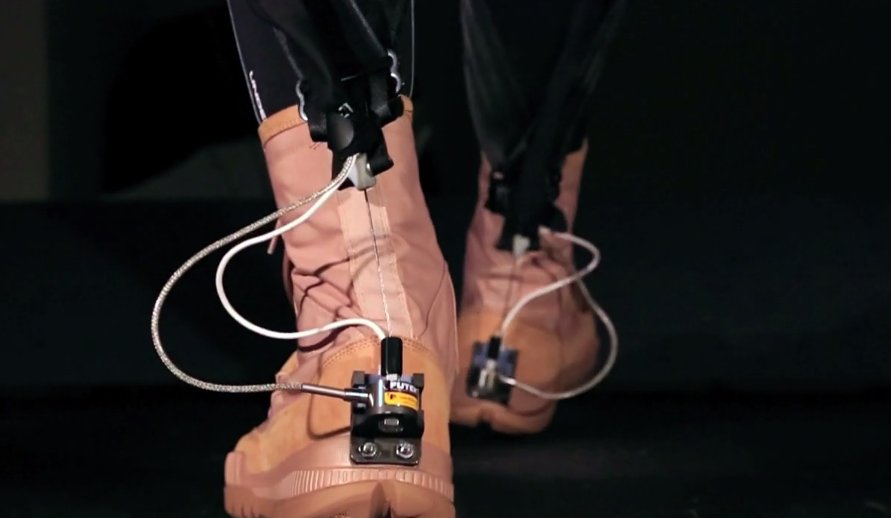 buy popular e71d3 75b6f  NewBalance Partners with  Harvard to Build a  Wearable Robot
