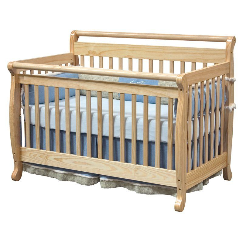 DaVinci Emily II 4-in-1 Convertible Crib Collection - Nursery ...