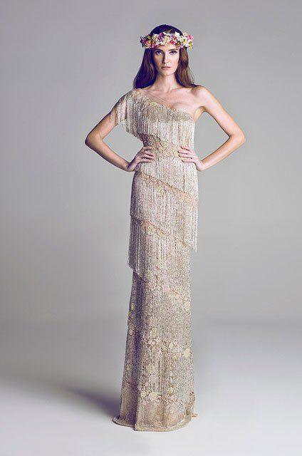 Flapper Dresses of 2013