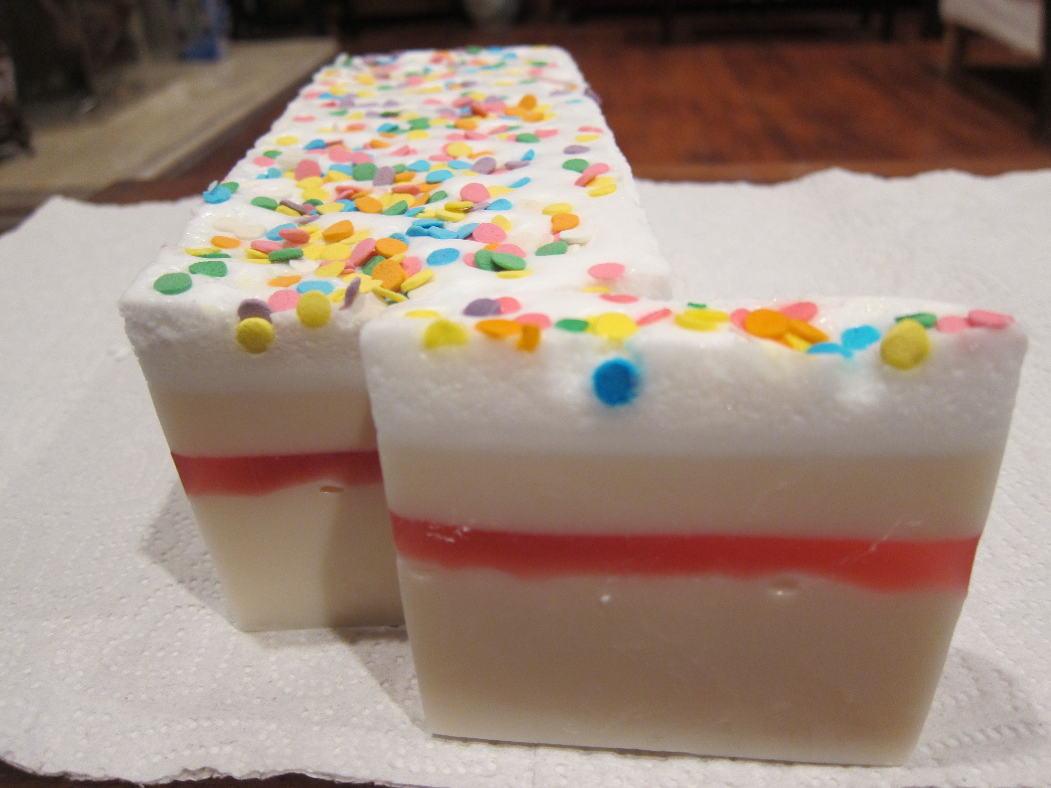 Outstanding Birthday Cake Soap Piaceresoapadventures Blogspot Com With Personalised Birthday Cards Sponlily Jamesorg
