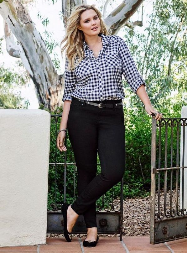 c16554cf910 45 Catchy Work Outfit Ideas for Plus Size Women