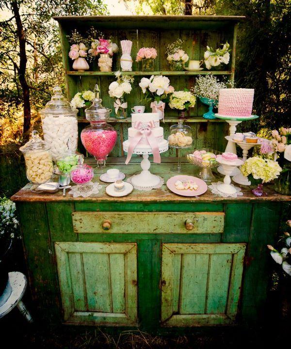 dessert/cake table, Boutique Affairs #1000detalles1000ideas #candybar
