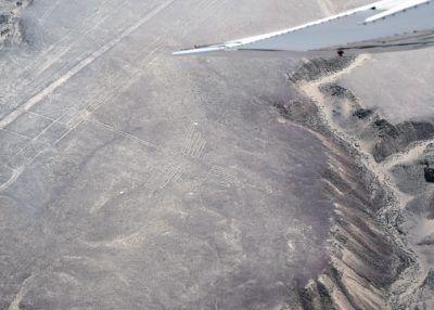 The hummingbird. Nazca Lines. Nazca, Peru.  #nazca #nazcalines #desert #peru #travel #hummingbird