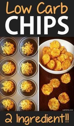 Photo of These are SO GOOD!! Crispy and cheesy. The perfect low carb keto snack. Double t…